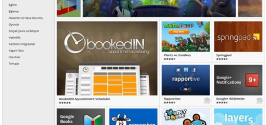 Google Chrome Webstore Home Page